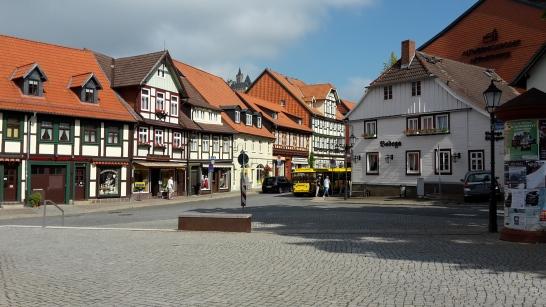 Der Marktplatz von ...