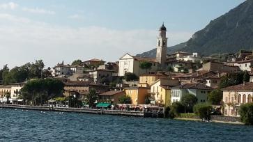 Limone - Mit der Fähre auf dem Gardasee