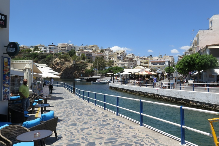 Innenstadt von Agios Nikolaos