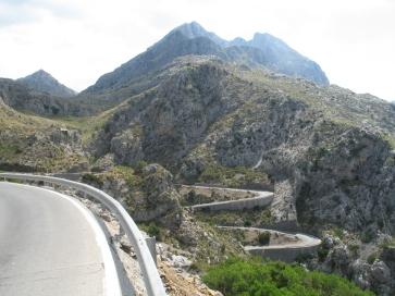Straße nach Sa Calobra