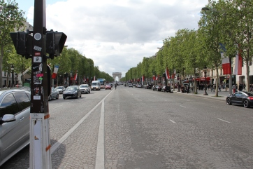 Der Champs-Elysees