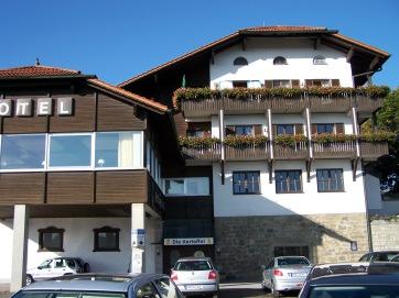 Unser Hotel in Waldkirchen.