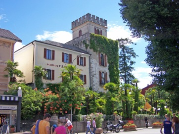 Altstadtflair von Ascona.