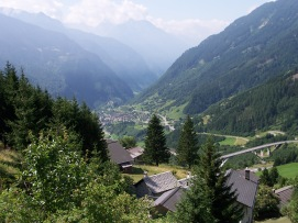 Die schöne Schweiz.