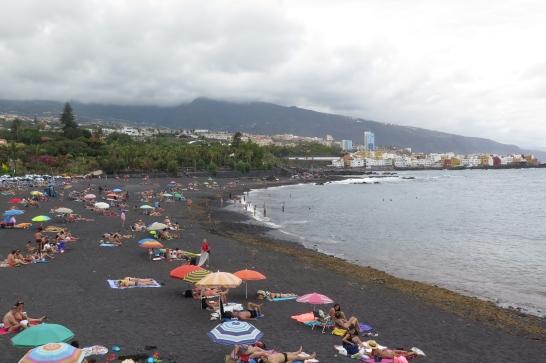 Puerto de la Cruz - Jardin-Strand.