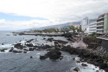 Puerto de la Cruz.