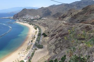 Playa de las Teresitas (künstlich angelegt),