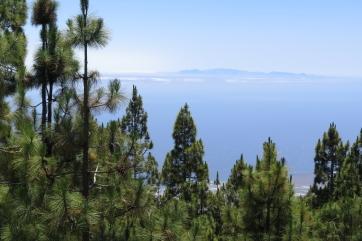 Die Nachbarinsel Gran Canaria.