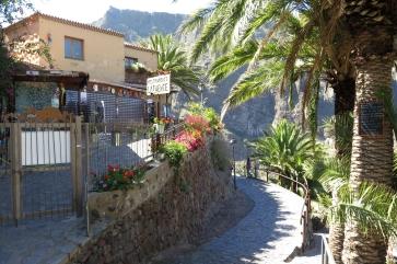 Das Dorf Masca im Teno-Gebirge.
