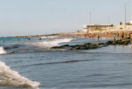 Strand von San Augustin