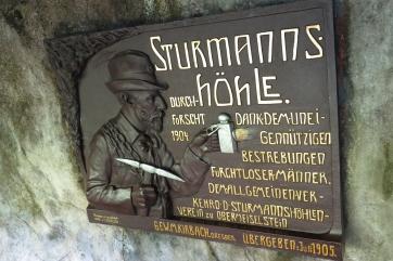 Die Sturmannshöhle am Obermeiselstein.
